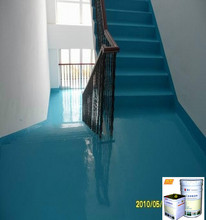 High Chemical Resistant national paints prices Epoxy Paint Floor For Factories And Warehouses Floors