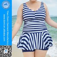 Domi Women's Push Up One Piece Modest Swimsuit Swimwear From China