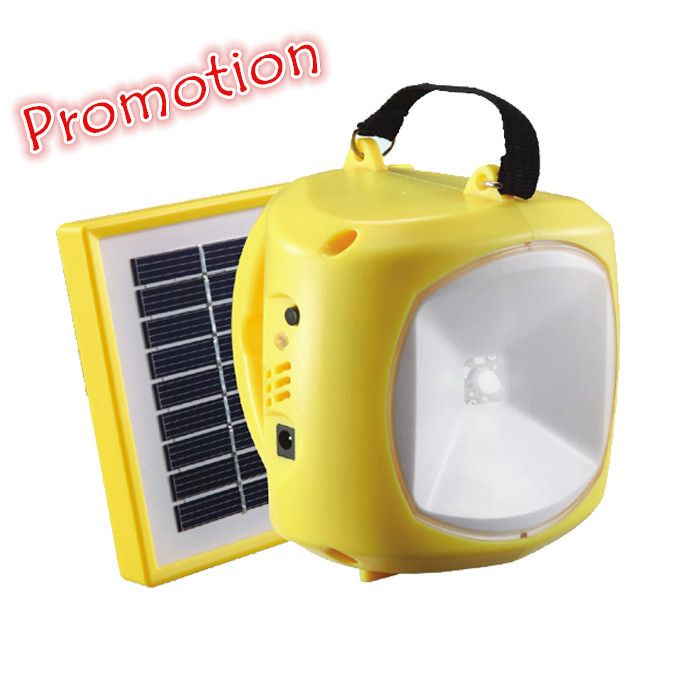 Special promotion:Solar lantern system for home,camping,reading,charging