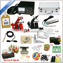 Newest hot selling tattoo kits with free shipping