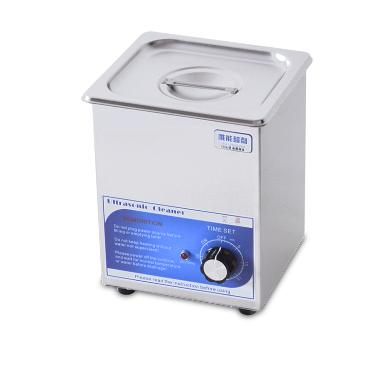 Portable Ultrasonic Washing Cleaning Machine 2L with CE RoSH for Small Parts Wash
