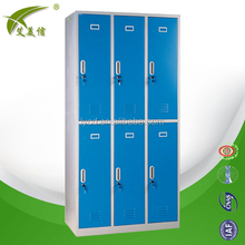 LYCD cheap school 6 door locker