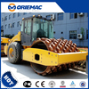 XCMG XS143J/XS142J rubber tire small road roller capacity 14ton