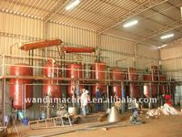 palm oil complete production line with 10-100T/D
