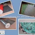 new mix material carpet underlay