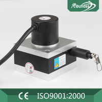 Analog or Digital Output Linear Rope Position Encoder String Sensor