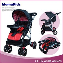 Good Function Baby Stroller Baby Pram with Aluminium Tubes