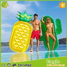 2017 plastic cactus floating toys adult swimming pool float giant inflatable water toys