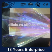 Color change 1.52*30m chameleon car window glass tinting film