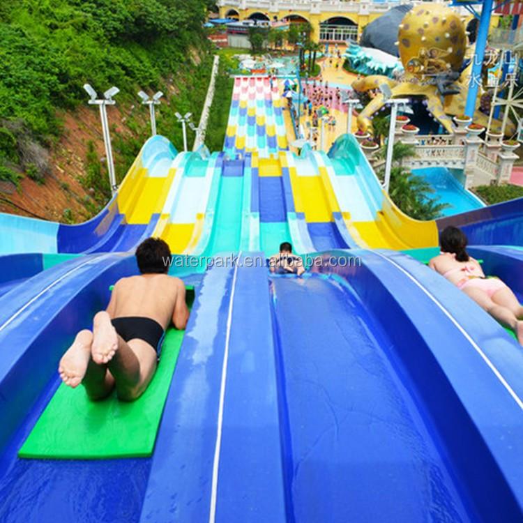 Amusement park playground slides fiberglass water slides - Used swimming pool slides for inground pools ...