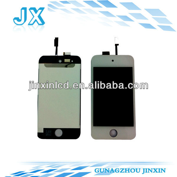 New oem high quality full test lcd with digitizer for ipod touch 4g
