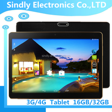 tablet pc 1G+16G with phone function from China 3G tblet