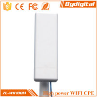 China supplier Bydigital 2.4GHz RT3050 500mw 150m wireless 802.11b/g/n outdoor long range wifi access outdoor