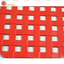 Furniture perforated metal sheet