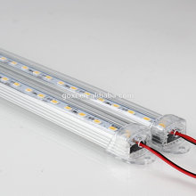 High lumen aluminum waterproof DC12V SMD5050 5630 LED strip rigid bars with ce,rohs