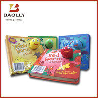 Custom 3d children book with competitive wholesale prices