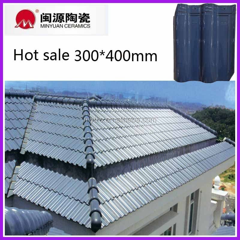 Alibaba china low cost glazed roof tiles for monier villa roof tile