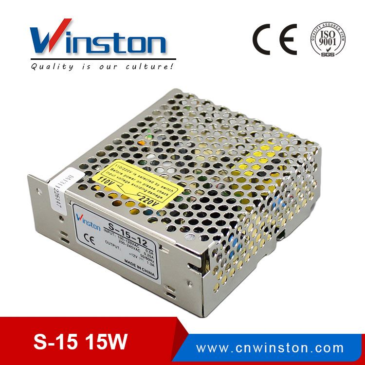 Hotsale high power 15w ac dc switching power supply 15w 12 volt