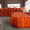 Anti Wave MDPE Plastic Floater And