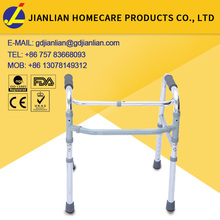 JL913 lightweight aluminum reciprocating walker