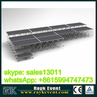 china best performance equipment manufacture assembling stage truss roof/truss for hanging speakers