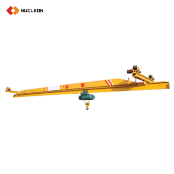 LDA Warehouse Structural Steel Single Girder 10 Ton