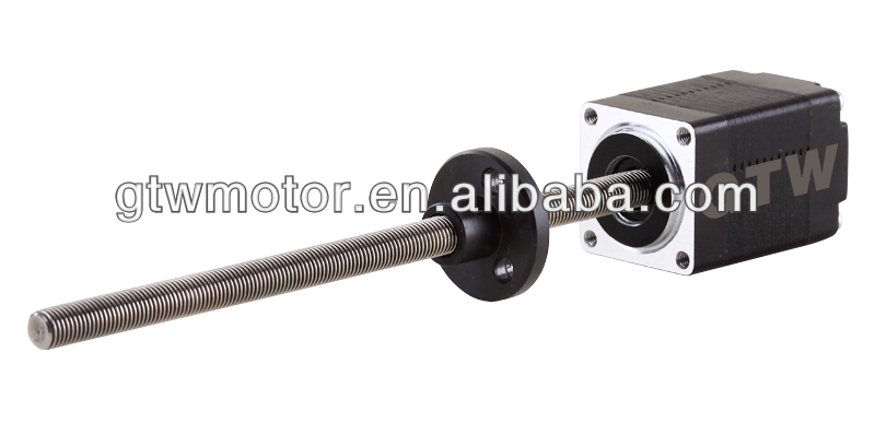 2014 New Product Hybrid Stepper Linear Actuator Buy