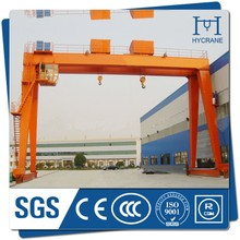 Double Beams gantry i travelling beam crane