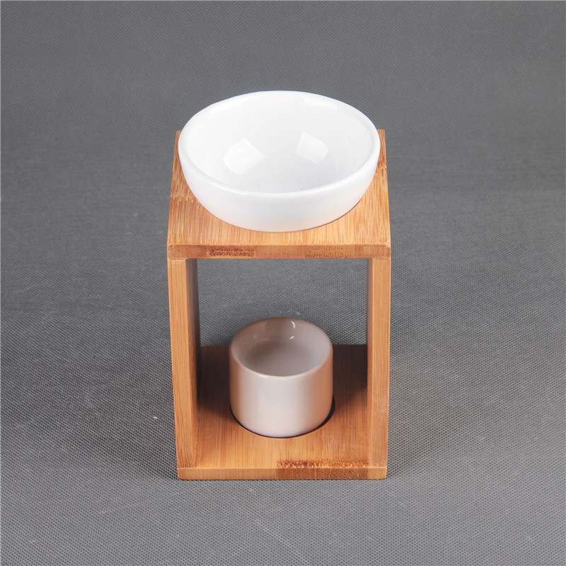 Wholesale Ceramic Aroma Oil Wax Warmer Burner for tealight
