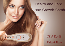 Effective hair care product electric best hair loss treatment combs