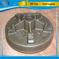 spheroidal graphite cast iron grey iron casting for heavy truck train