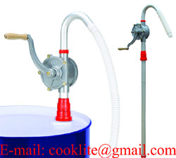 Steel Pail Pump for 5 Gallon Pails Vertical Lift Hand Pump