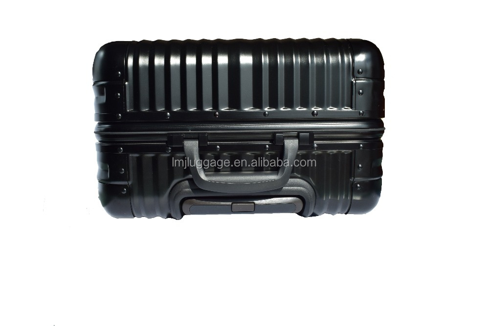 Chinese High qulity business lightweight luggage, aluminium suitcase, Business trip Trolley Case