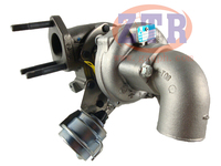 Turbocharger for Hyundai H1-H200-Starex 2.5 CRDI 170 Hp D4CB 28200-4A480