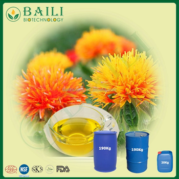 Cold Pressed Natural Safflower Seed Oil on wholesale