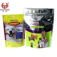 Pet Dog Food Pouch/Bag With Resealable Zipper