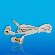 High Definition Bass In Ear Metal Ear Buds with Microphone