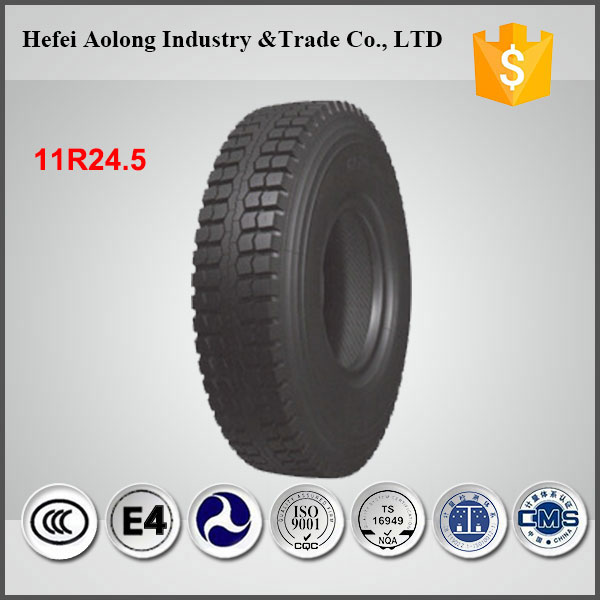 China factory direct sell radial truck tires 11R24.5