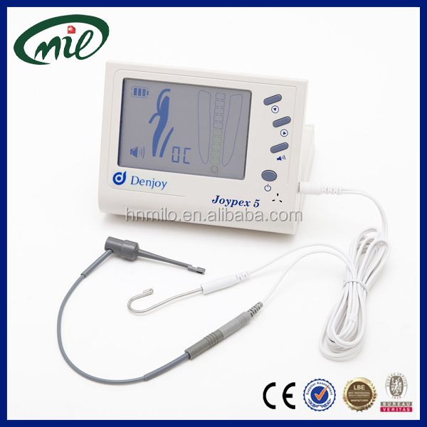 Cheap large color LCD display battery operated apex dental instruments