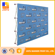 Exhibition show aluminum backdrop display stand banner