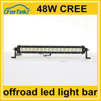 18w 36w 72w 90w 108w 144w one row super slim offroad mini led bar light dc 12v-24v for trucks