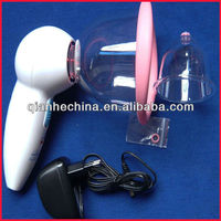 small home use vibrating breast massager