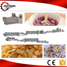 Best quality breakfast cereal corn maize flakes production process