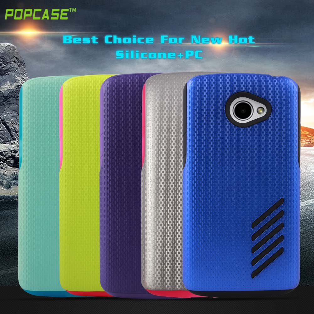 2016 newest factory price High quality PC+TPU mobile protect case for LG K5