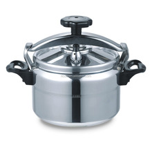 kitchen appliance 3L/4L/5L/7L/11L aluminum gas pressure cooker with polishing surface