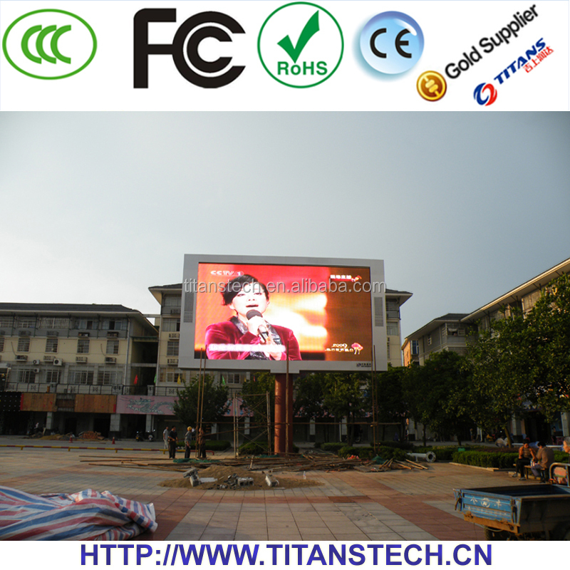 Save Operation Costs Led Display For Performance Show Tv