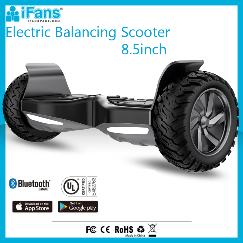 Adult Self Balance Scooter Electric UL2272 800W 8.5inch CE FCC ROhs