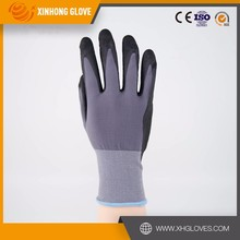 new design cut resistant glove/Luminous TPR mechanic gloves