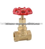 LDM-GV04 Brass Stem Gate Valve 3 inch Prices With Iron Handle