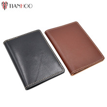 Multi-function pure and premium business card case/leather namecard holder